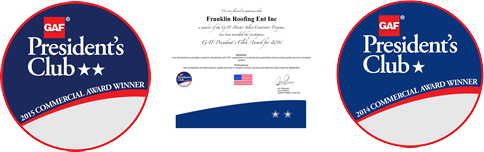 Franklin Roofing Images